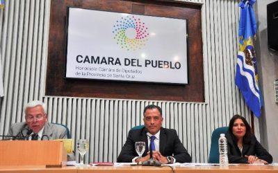 """""""Nuestras capacitaciones van a girar por toda Santa Cruz"""""""