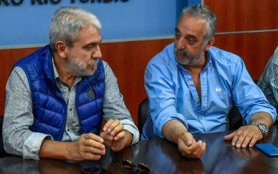 Mazú celebró la transferencia de la obra de la Usina a YCRT