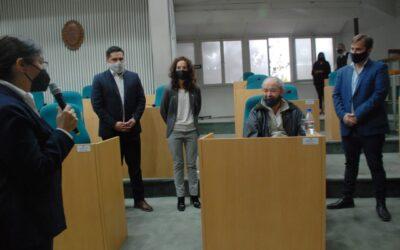 """Designaron """"Dr. Pedro Campoy Aramaya"""" a la Guardia Pediátrica del Hospital Regional"""