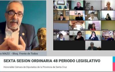 Piden al Congreso la transferencia de tierras e inmuebles nacionales a Municipios y a la Provincia