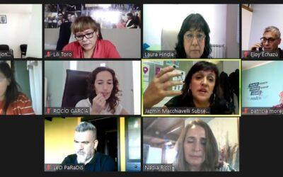 Macchiavelli detalló acciones frente a casos de violencia de género