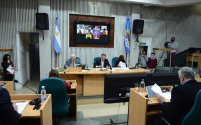 Legisladoras y Legisladores realizaron la 11 Sesión Ordinaria