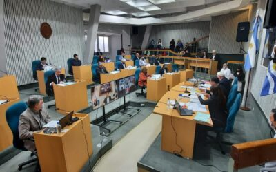 Legisladoras y Legisladores realizaron la Sesión Ordinaria 12
